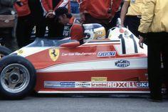 Carlos Reutemann Ferrari number 11 Watkins Glen 1978 | Flickr - Photo ...