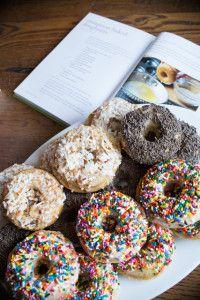 Cinnamon Baked Doughnuts - Barefoot Contessa