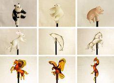 Сладчайший реализм: скульптуры из леденцов от японского кондитера Шинри Тэдзука