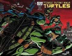 Teenage Mutant Ninja Turtles by Tim Doyle *