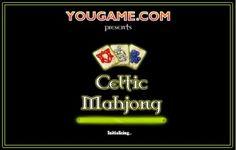 Mahjong Celtic hra