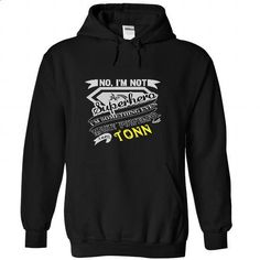No, Im Not Superhero Im Some Thing Even More Powerfull I Am TONN  - T Shirt, Hoodie, Hoodies, Year,Name, Birthday - #gifts for boyfriend #unique gift