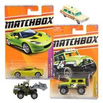 For gift bags...Bulk Matchbox Die-Cast Toy Cars at DollarTree.com