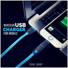 Buy Nucleus Charger for Mobile which is compatible with all major brans like Asus, # Blackberry, Celkon, Gionee, Hawai etc. at lowest prices from Accessories Online, Mobile Accessories, Screen Guard, Buy Mobile, Acer, Mobiles, Blackberry, Cuba, Charger