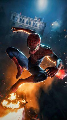 Spiderman Kunst, Spiderman Movie, Amazing Spiderman, Batman, Deadpool Wallpaper, Marvel Wallpaper, Marvel Comics Art, Marvel Heroes, Spiderman Pictures