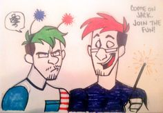 When someone force's you to get in to 4 of July even though your from a different country. // *pissed Jacksepticeye noises*