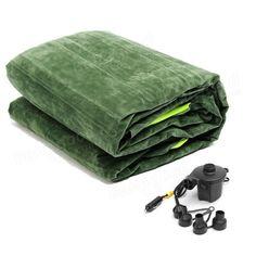 Aufblasbare Matratze Auto Rücksitz Luft Bett Verlängern Sie Kissen  Dedicated Für SUV Sale   Banggood Mobile