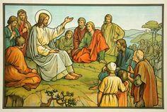 De bergprediking