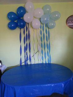 Prom decoration