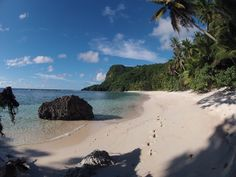Haputo Beach, Guam. The very beach that was two minutes away from my house.