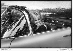 Brigitte Bardot photographed by Raymond Depardon, 1960