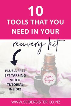 0daf54c0f In addiction recovery, you need to have a recovery kit to maintain your  sobriety.