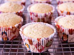 Cupcake de coco -