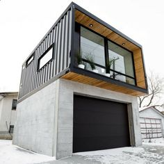Container House - Container House - HO2 TINY SHIPPING CONTAINER HOME Who Else Wants Simple Step-By-Step Plans To Design And Build A Container Home From Scratch? - Who Else Wants Simple Step-By-Step Plans To Design And Build A Container Home From Scratch?
