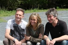 Chris Packham, Michaela Strachan and Martin Hughes-Games will be broadcasting Springwatch live from RSPB Minsmere again this year