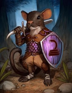 mice and mystics painted - Google Search