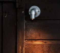 Exterior Wall Light Outdoor wall lights Rustic Lighting Garden lights Industrial lighting A. Exterior Light Fixtures, Rustic Light Fixtures, Exterior Wall Light, Rustic Lighting, Outdoor Wall Lighting, Exterior Lighting, Industrial Lighting, Conduit Lighting, Bollard Lighting