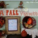 A Fall Vignette