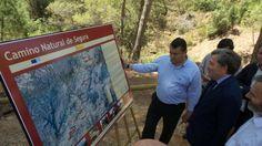 La vía verde de Segura, entre Baeza y Utiel, estará lista en el mes de septiembre