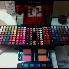 Sephora makeup box