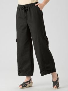 Ulla Popken Cargo Flood Pants $49.00 - $54.00