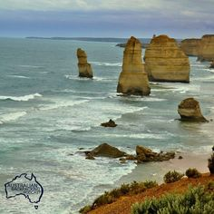 Perhaps one of the most recognizable  locations in Australia - located along the Port Campbell National Park there currently remains only 8 apostles after number 9 collapsed in 2005 #12apostles #victoria #greatoceanroad #nature #australia  #backpacking  #budgettravel  #wanderlust  #lovinglife  #travel  #roadlesstrave  #ausbackpodcast  #abpodcast  #dream  #backpackers  #backpackerslife  #ocean #adventure  #instagood  #fun  #beach #ttot #hostel #picoftheday #landscape #holiday #vacation…