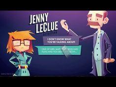 Jenny LeClue - Teaser Trailer - YouTube