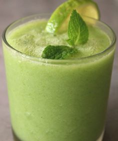 Healthy Green Smoothies to Lose Weight