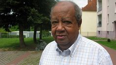 Gert Schramm (born November 28, 1928 in Erfurt, Thüringia) is a survivor of Buchenwald concentration camp, where he was the only black prisoner. He is the son of a German woman and an African-American father and was arrested in violation of Nazi racial purity laws.  http://en.wikipedia.org/wiki/Gert_Schramm