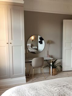 Home Interior Design Inspiration Room Ideas Bedroom, Home Decor Bedroom, Living Room Decor, Bedroom Ceiling, 1920s Bedroom, Decor Room, Bedroom Colors, Wall Decor, Aesthetic Room Decor