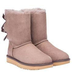 Deine beste Freundin hat immer kalte Füße? Dann schenk ihr doch dieses tolle Paar Ugg Boots in zartem Rosa. Sie wird sich freuen.