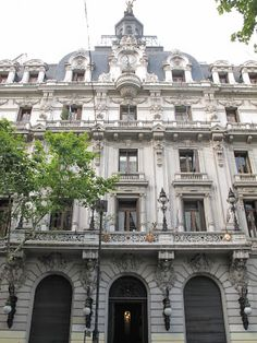 Edificios y Monumentos de Buenos Aires: Edificio La Prensa :: Actual Casa de la Cultura