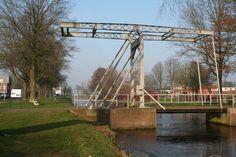 Oude Trambrug terug in het centrum van Klazienaveen?