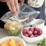 DIY Freezer Smoothie Packs and Smoothie Recipes, and ratios for making your own packs/smoothies