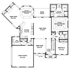 4 bedroom 3 bath house plans 4 bedroom 3 bath country house plans 4 bedroom 3 bath house plans and 4 bedroom 4 bedroom 3 bath craftsman house plans 4 Bedroom House Designs, 5 Bedroom House Plans, Pool House Plans, Two Story House Plans, Courtyard House Plans, Bird House Plans, Country House Plans, New House Plans, Small House Plans