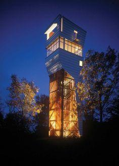 Towerhouse   Marlon Blackwell. Arkansas 2000