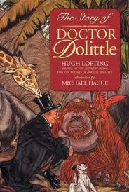 The Story of Doctor Dolittle- 580L