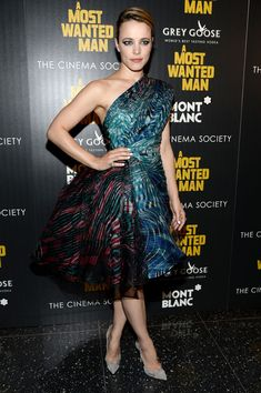 Rachel McAdams || 'A Most Wanted Man' Premieres in NYC