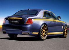 2010 MANSORY Rolls Royce Ghost