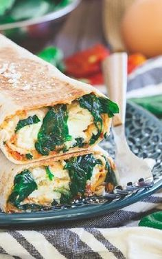 Low FODMAP and Gluten Free Recipes - Spinach and feta wraps --- http://www.ibssano.com/low_fodmap_recipe_spinach_feta_wraps.html #bestprobioticsforibsdiet