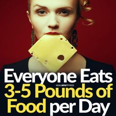 """""""I'm sure you've heard the old saying, """"everyone eats 3-5 pounds of food per day."""" If this is true, then most of us are in trouble. For example, if you eat a Big Mac and fries for lunch and a large pizza for dinner, that's 5 pounds of food right there. And it's not just what we're eating; how many servings we're having matters too. Consider someone who has six large glasses of orange juice at breakfast while eating their cereal: they've consumed two full cups (or four servings) before 9 am!"""" Big Mac, Old Quotes, 5 Pounds, Orange Juice, Health And Nutrition, Weight Loss Tips, How To Lose Weight Fast, Fries"""