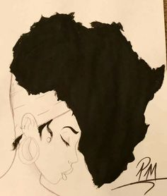 with dry hair? How To Keep Your Hair Moisturized Black Love Art, Black Girl Art, My Black Is Beautiful, Art Girl, Black Art Painting, Black Artwork, Style Afro, Afrique Art, Black Art Pictures