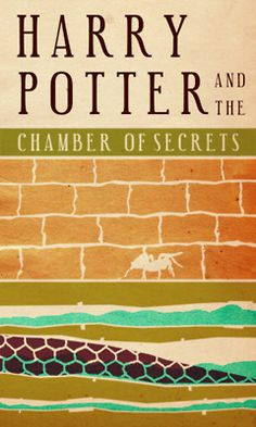 Harry Potter and the Chamber of Secrets by Travis English.