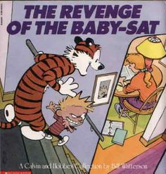 Calvin And Hobbes The Revenge Of The Baby-Sat