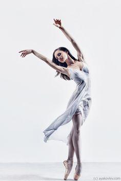 the dancer (by Alexander Yakovlev)