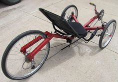 Confirm. adult tricycle bachetta God!