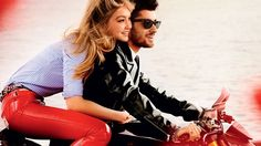 Gigi Hadid and Zayn Malik Show Off Their Chemistry in Vogue's New Fashion Spread: Gigi Hadid and Zayn Malik are not shy about their relationship.