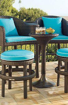 Malibu Balcony Seating. Need for new place