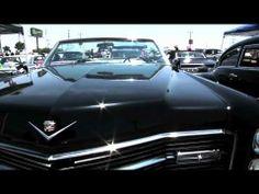 Cadillac Kings car club at Moon Eyes car show