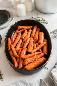 Side Dishes Easy, Side Dish Recipes, Brown Sugar Glazed Carrots, Make Brown Sugar, Sauteed Carrots, Carrot Recipes, Recipe For 4, Vegetable Side Dishes, Food Dishes